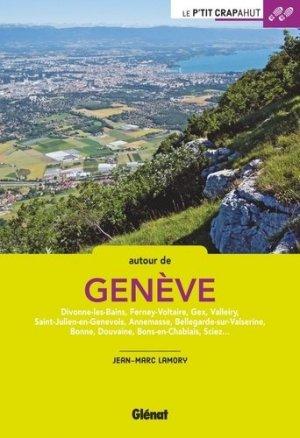 Autour de Genève - glenat - 9782344020258 -