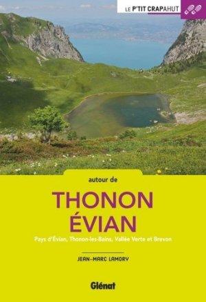 Autour de Thonon et Évian - glenat - 9782344020265 -