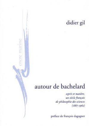Autour de Bachelard - encre marine - 9782350880273 -