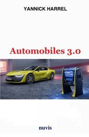 Automobile 3.0 - nuvis  - 9782363670663 -