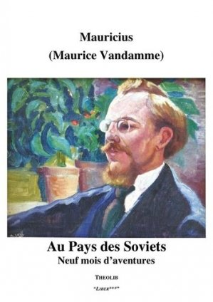 Au Pays des Soviets - theolib editions - 9782365001700 -