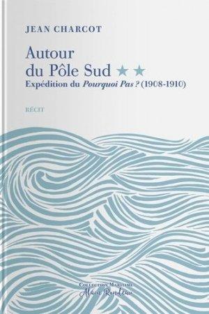 Autour du Pôle Sud - tohubohu - 9782376220992 -