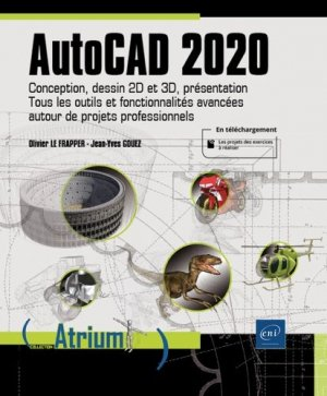 AutoCAD 2020 - eni - 9782409022036 -