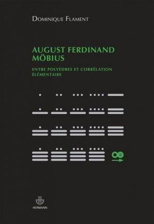August Ferdinand Möbius - hermann - 9782705688110 -