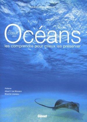 Au coeur des Océans - glenat - 9782723477147 -