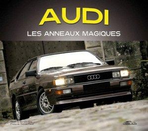 Audi - etai - editions techniques pour l'automobile et l'industrie - 9782726895986 -
