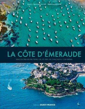 Au fil de la cote d'emeraude - Ouest-France - 9782737381997 -