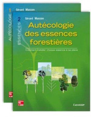 Autécologie des essences forestières - lavoisier / tec et doc - 9782743007379 -