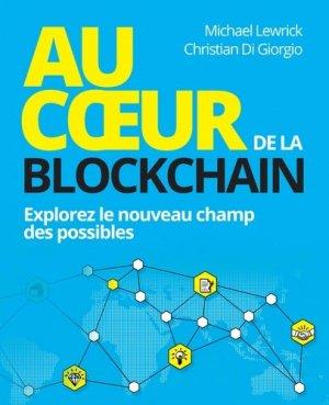 Au coeur de la Blockchain - Pearson - 9782744067181 -