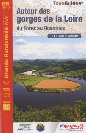 Autour des gorges de la Loire - ffrp - 9782751406188 -