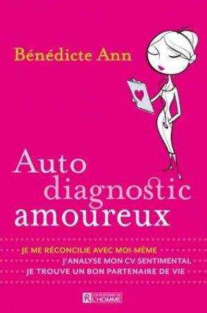 Autodiagnostic amoureux - de l'homme - 9782761933018 -