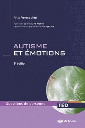 Autisme et émotions - de boeck superieur - 9782804163976 -