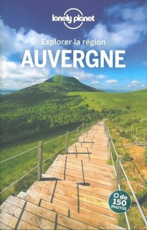 Auvergne - Lonely Planet - 9782816177220 -