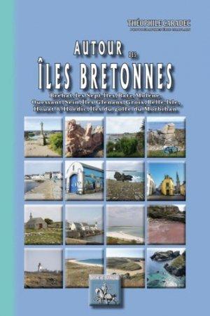 Autour des îles bretonnes - des regionalismes - 9782824003160 -