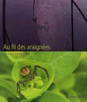 Au fil des araignées - apogee - 9782843983153 -