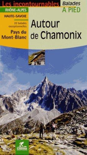 Autour de Chamonix - chamina - 9782844662170 - majbook ème édition, majbook 1ère édition, livre ecn major, livre ecn, fiche ecn