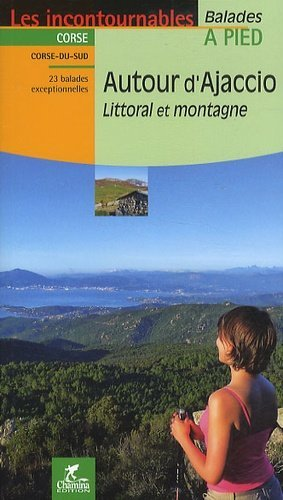 Autour d'Ajaccio - chamina - 9782844662217 -
