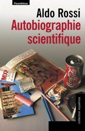 Autobiographie scientifique - parentheses - 9782863646526 - https://fr.calameo.com/read/005884018512581343cc0