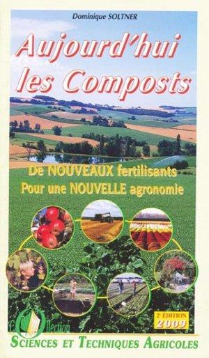 Aujourd'hui les composts - Pack de quatre dépliants - sciences et techniques agricoles - 9782907710237 -