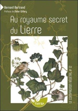 Au royaume secret du lierre - de terran - 9782913288812 -