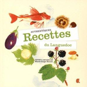 Authentiques recettes du Languedoc - Alcide - 9782917743775 -