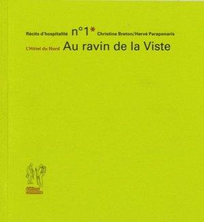 Au ravin de la Viste - Editions Commune - 9782953489927 -