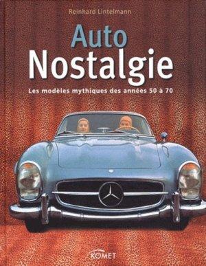 Auto Nostalgie - komet - 9783869411408 -