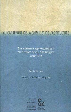 Au carrefour de la chimie et de l'agriculture. - Archives Contemporaines Editions - 9789057090165 -