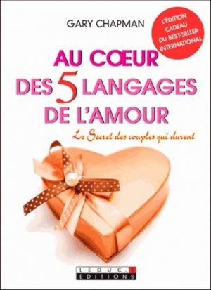 Au coeur des 5 langages de l'amour - leduc - 9791028500788 -