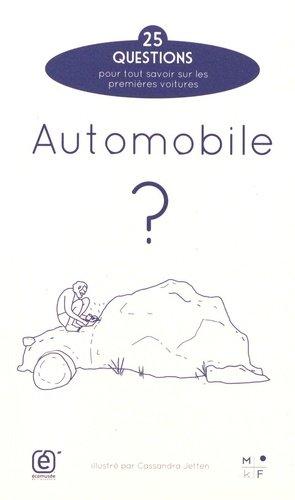 Automobile ? - mkf - 9791092305562 -