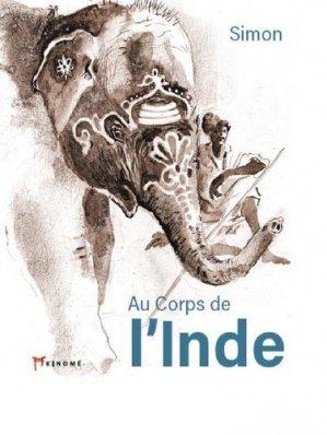 Au Corps de l'Inde - akinomé - 9791096405220 -