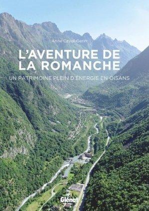Aventure de la Romanche - Glénat - 9782344037652 -