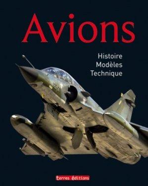 Avions - Terres Editions - 9782355302015 -