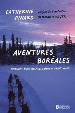 Aventures boreales - de l'homme (éditions) - 9782761956444 -