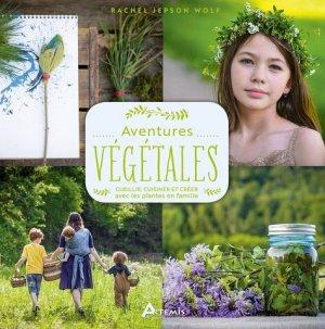 Aventures végétales - artemis - 9782816015898 -