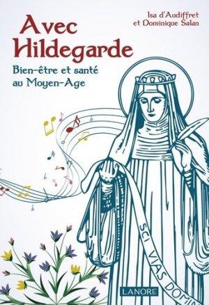 Avec Hildegarde - fernand lanore - 9782851579195 -