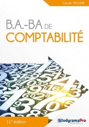 B.A.- BA de comptabilité - Studyrama - 9782759045730 -