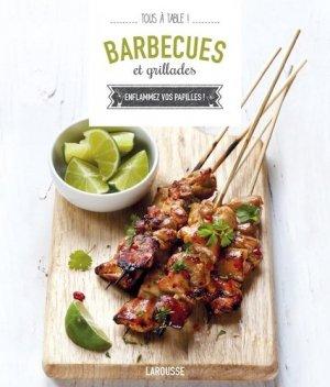 Barbecues et grillades. Enflammez vos papilles ! - Larousse - 9782035899194 -