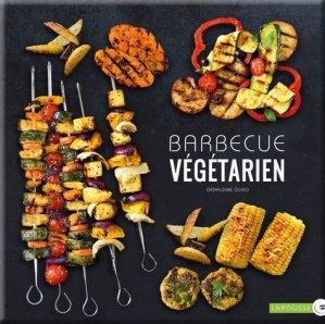 Barbecue végétarien - Larousse - 9782035926401 -