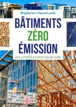 Bâtiments zéro émission - dunod - 9782100794942 -