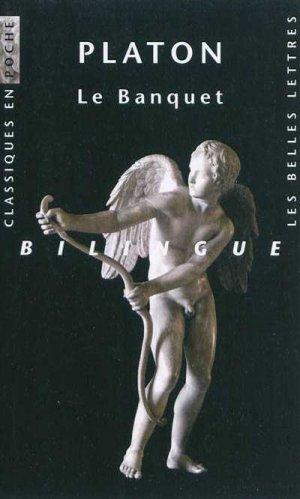 BANQUET  - les belles lettres - 9782251800127 -