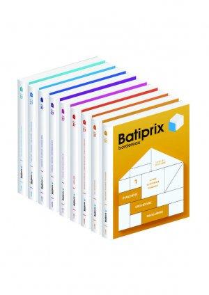 Batiprix 2020 - groupe moniteur - 9782281143577 -