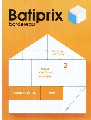 Batiprix 2020 Volume 2 - groupe moniteur - 9782281143591 -