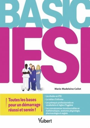 Basic IFSI - vuibert - 9782311661231 -