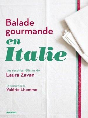Balade gourmande en Italie - Mango - 9782317020902 -