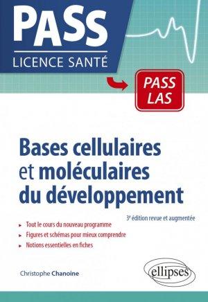 Bases cellulaires et moléculaires du développement - ellipses - 9782340041424 -