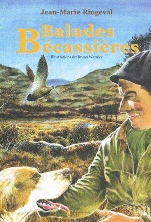 Balades bécassières - cairn - 9782350680682 -