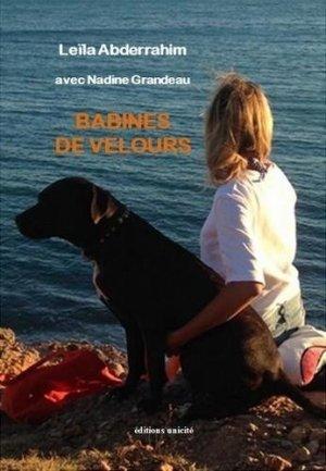 Babines de velours - Editions Unicité - 9782373553857 -