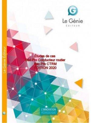Bac Pro Conducteur routier - le genie - 9782375637357 -