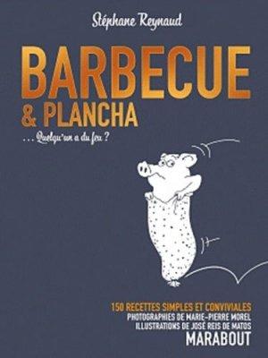 Barbecue & plancha - Marabout - 9782501072434 -